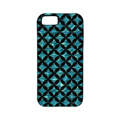 Circles3 Black Marble & Blue Green Water (r) Apple Iphone 5 Classic Hardshell Case (pc+silicone) by trendistuff