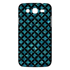 Circles3 Black Marble & Blue Green Water (r) Samsung Galaxy Mega 5 8 I9152 Hardshell Case  by trendistuff