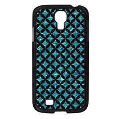 Circles3 Black Marble & Blue Green Water (r) Samsung Galaxy S4 I9500/ I9505 Case (black) by trendistuff