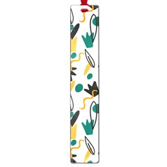 Flowers Duck Legs Line Large Book Marks by Mariart