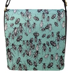 Cockroach Insects Flap Messenger Bag (s)