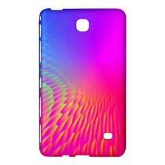 Light Aurora Pink Purple Gold Samsung Galaxy Tab 4 (8 ) Hardshell Case  by Mariart