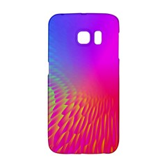 Light Aurora Pink Purple Gold Galaxy S6 Edge by Mariart