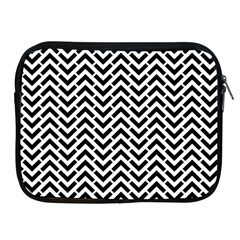 Funky Chevron Stripes Triangles Apple Ipad 2/3/4 Zipper Cases by Mariart