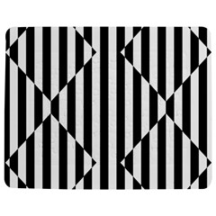 Optical Illusion Inverted Diamonds Jigsaw Puzzle Photo Stand (rectangular) by Mariart