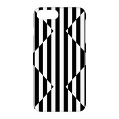 Optical Illusion Inverted Diamonds Apple Iphone 7 Plus Hardshell Case by Mariart