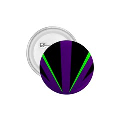 Rays Light Chevron Purple Green Black Line 1 75  Buttons by Mariart