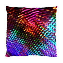 Rainbow Shake Light Line Standard Cushion Case (two Sides) by Mariart