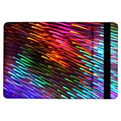 Rainbow Shake Light Line Ipad Air Flip