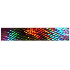 Rainbow Shake Light Line Flano Scarf (large) by Mariart