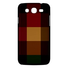 Stripes Plaid Color Samsung Galaxy Mega 5 8 I9152 Hardshell Case