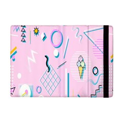 Vintage Unique Graphics Memphis Style Geometric Ipad Mini 2 Flip Cases by Mariart