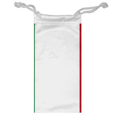 National Flag Of Italy  Jewelry Bag by abbeyz71