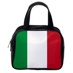 National Flag Of Italy  Classic Handbags (one Side) by abbeyz71