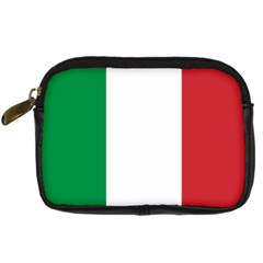 National Flag Of Italy  Digital Camera Cases by abbeyz71