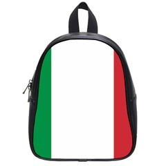 National Flag Of Italy  School Bags (small)  by abbeyz71