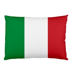 National Flag Of Italy  Pillow Case (two Sides) by abbeyz71