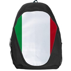 National Flag Of Italy  Backpack Bag by abbeyz71