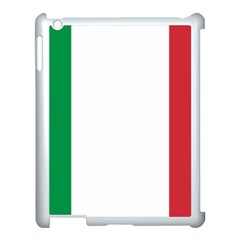 National Flag Of Italy  Apple Ipad 3/4 Case (white) by abbeyz71