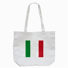 National Flag Of Italy  Tote Bag (white) by abbeyz71