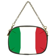 National Flag Of Italy  Chain Purses (one Side)  by abbeyz71