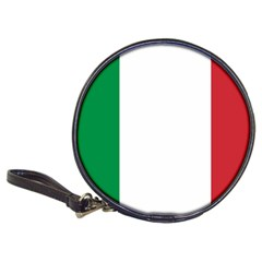 National Flag Of Italy  Classic 20-cd Wallets by abbeyz71