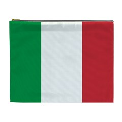 National Flag Of Italy  Cosmetic Bag (xl) by abbeyz71