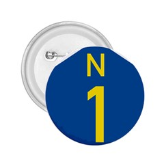 South Africa National Route N1 Marker 2 25  Buttons by abbeyz71
