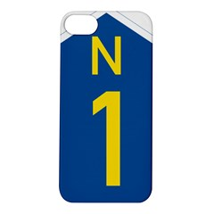 South Africa National Route N1 Marker Apple Iphone 5s/ Se Hardshell Case by abbeyz71