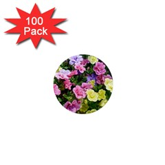 Lovely Flowers 17 1  Mini Magnets (100 Pack)  by MoreColorsinLife