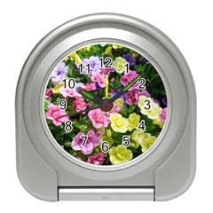 Lovely Flowers 17 Travel Alarm Clocks