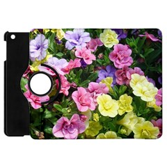 Lovely Flowers 17 Apple Ipad Mini Flip 360 Case by MoreColorsinLife