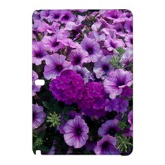 Wonderful Lilac Flower Mix Samsung Galaxy Tab Pro 10 1 Hardshell Case by MoreColorsinLife