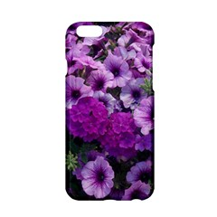 Wonderful Lilac Flower Mix Apple Iphone 6/6s Hardshell Case by MoreColorsinLife