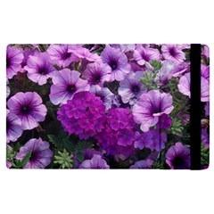 Wonderful Lilac Flower Mix Apple Ipad Pro 9 7   Flip Case
