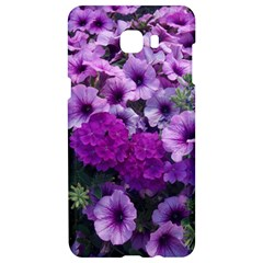 Wonderful Lilac Flower Mix Samsung C9 Pro Hardshell Case  by MoreColorsinLife