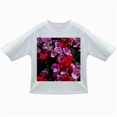 Wonderful Pink Flower Mix Infant/toddler T Shirts