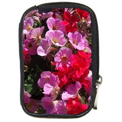 Wonderful Pink Flower Mix Compact Camera Cases