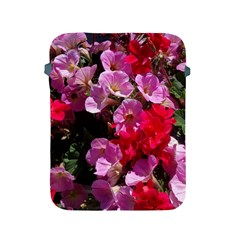 Wonderful Pink Flower Mix Apple Ipad 2/3/4 Protective Soft Cases
