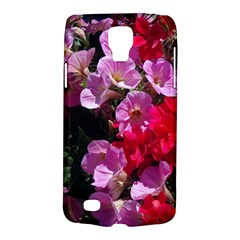 Wonderful Pink Flower Mix Galaxy S4 Active