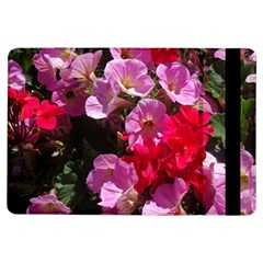 Wonderful Pink Flower Mix Ipad Air Flip