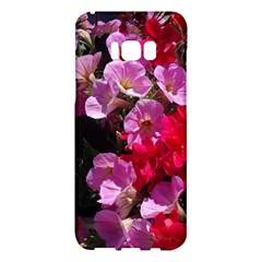 Wonderful Pink Flower Mix Samsung Galaxy S8 Plus Hardshell Case  by MoreColorsinLife