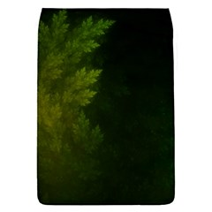 Beautiful Fractal Pines In The Misty Spring Night Flap Covers (s)  by jayaprime