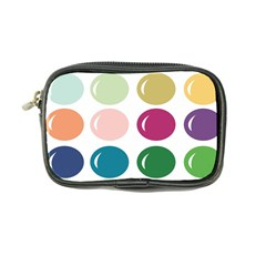 Brights Pastels Bubble Balloon Color Rainbow Coin Purse by Mariart