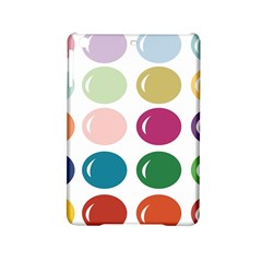 Brights Pastels Bubble Balloon Color Rainbow Ipad Mini 2 Hardshell Cases by Mariart