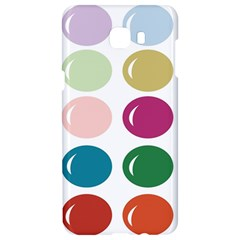 Brights Pastels Bubble Balloon Color Rainbow Samsung C9 Pro Hardshell Case  by Mariart