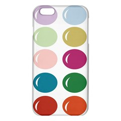 Brights Pastels Bubble Balloon Color Rainbow Iphone 6 Plus/6s Plus Tpu Case by Mariart