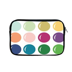 Brights Pastels Bubble Balloon Color Rainbow Apple Macbook Pro 13  Zipper Case by Mariart
