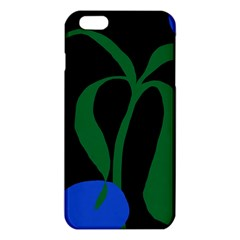 Flower Green Blue Polka Dots Iphone 6 Plus/6s Plus Tpu Case by Mariart
