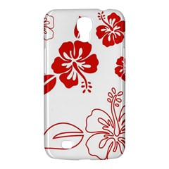 Hawaiian Flower Red Sunflower Samsung Galaxy Mega 6 3  I9200 Hardshell Case by Mariart